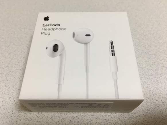 EarPods with 3.5mm Headphone Plug Apple
