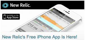 New Relic iPhone App